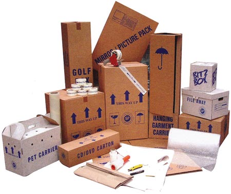 box-pile